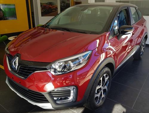 Renault Captur 1.6 Intens Cvt Stock Disponible Entrega Ya  G