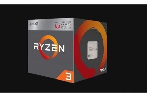 Processador Amd Ryzen 5 2600 Box Com Cooler Pouquissimo Uso
