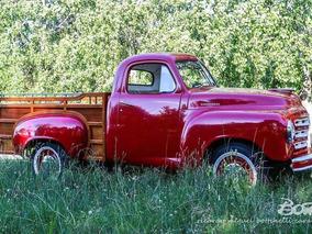 Studebaker 1951 Clasico