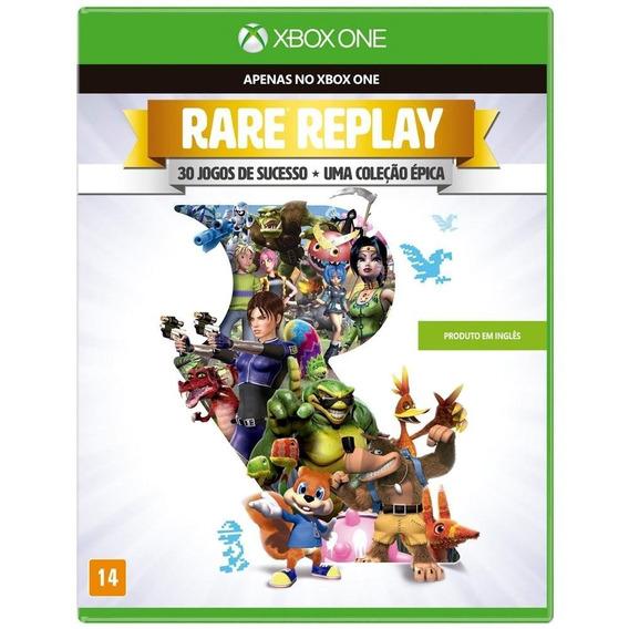 Game Rare Replay - 30 De Sucesso Jogos Xbox One Original