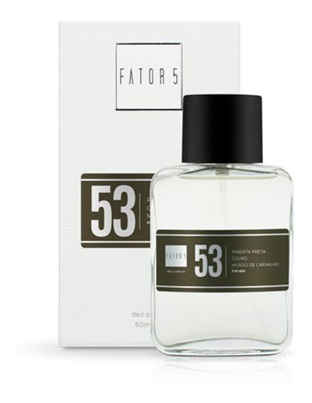 Perfume Fator 5 - Numero 53 (inspiração: Polo Verde)