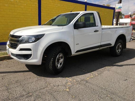 Chevrolet S10 Cabina Regular 2017