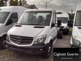 Mercedes Benz Sprinter 415 Chasis 3665 150cv Aa Sebastian
