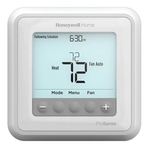 Termostato Programable Honeywell T6 Pro (th6320u2008) 3h/2c