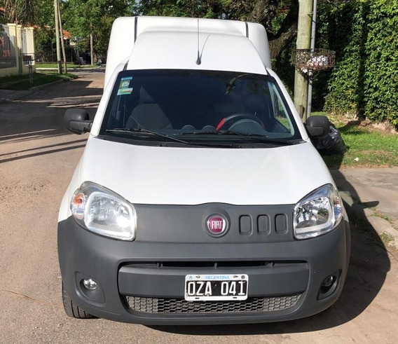 Fiat Fiorino 2015 C/gnc Impecable Estado