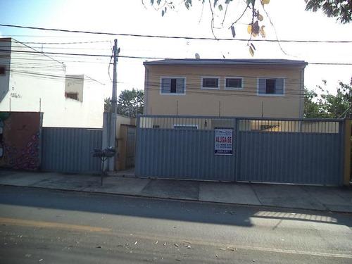 Apartamento Com 1 Dormitório Para Alugar Por R$ 1.200,00/mês - Cidade Universitária - Campinas/sp - Ap0343