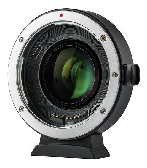 Viltrox Speedbooster Ef-eos M2 P/ Canon M50 M6 Ef-m Eos M
