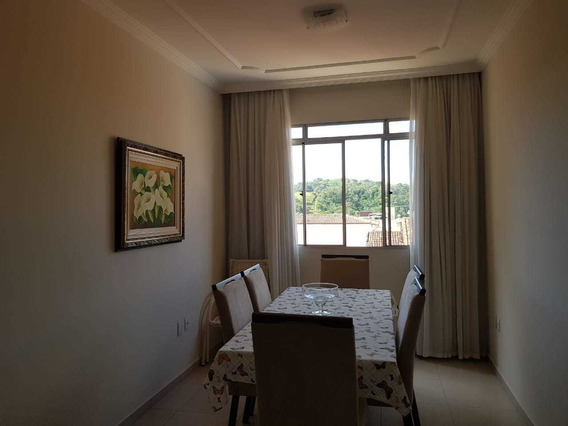 Apartamento Com 3 Quartos Para Comprar No Arvoredo Em Contagem/mg - 45759