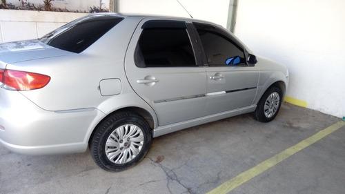 Imagem 1 de 5 de Fiat Siena 2009 1.4 Elx Flex 4p