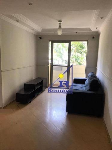 Imagem 1 de 12 de Apartamento Com 3 Dormitórios À Venda, 64 M² Por R$ 381.000,00 - Tatuapé - São Paulo/sp - Ap4282