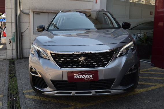 Peugeot 3008 1.6 2019 Griffe Pack