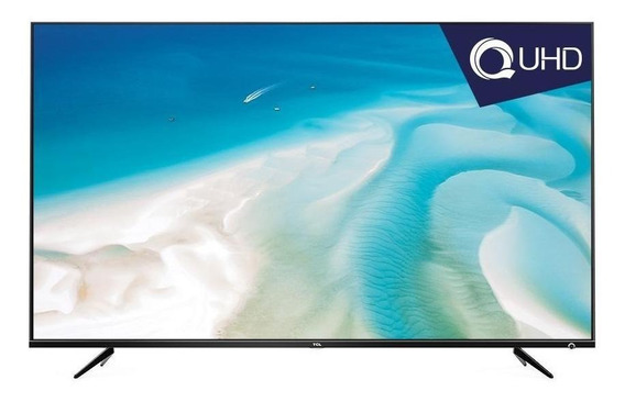 "Smart TV TCL 4K 50"" 50P6US"