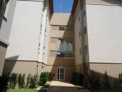 Apartamento Com 2 Dormitórios À Venda, 46 M² Por R$ 157.000 - Cond. Villagio Do Horto - Hortolândia/sp - Ap0229