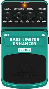 Pedal Para Baixo - Ble400 - Behringer - 2 Anos De Garantia