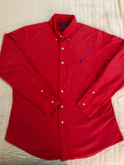 Camisa Polo Ralph Lauren 100% Original Talla L /no Tommy