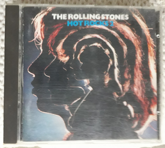 Cd Rolling Stones Hot Rocks 2 Alemania