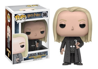 Funko Pop #36 - Lucius Malfoy - Harry Potter - Original!
