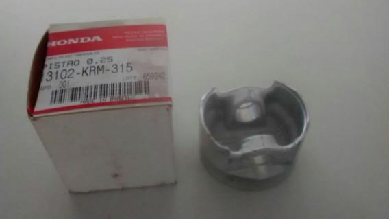 Pistão 0,25 Cg150titan-original Honda-04/11