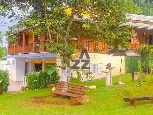 Chácara Com 7 Dormitórios À Venda, 3800 M² Por R$ 901.000,00 - Godinho - Piracicaba/sp - Ch0672