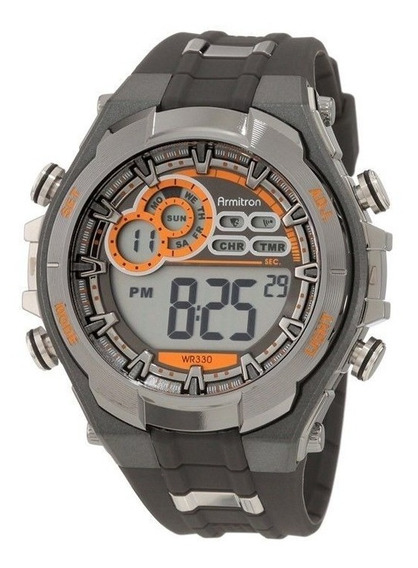 Armitron Sport 40/8188 - Reloj De Pulsera Digital Hombre