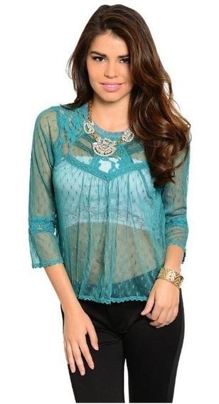 Blusas Camisas Camisolas Importadas De Los Angeles Jt9301