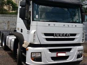 Iveco Stralis 400 2013 Trucado Automático Scania 124 420 440