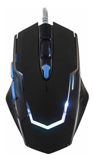 Mouse Gamer Óptico 3200 Dpi Led Multicor Sumay 1305