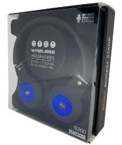 Fone De Ouvido Jbl S200 Headphone Bluetooth Wireless