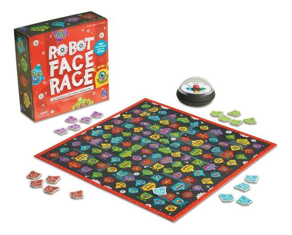 Juego De Mesa Robot Face Race