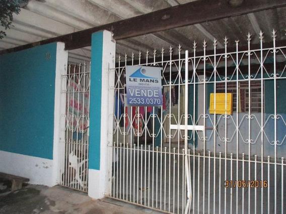 Casa À Venda, Garças, Piracicaba. - Ca1093