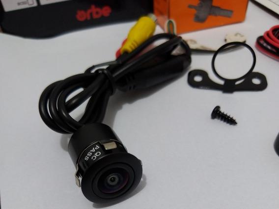 Camera Olho De Peixe 180 Graus Marca Orbe P/ Vans E Veiculos