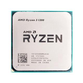 Processador Cpu De 3.1 Ghz Quad-core Amd Ryzen 3 1200 Yd1200