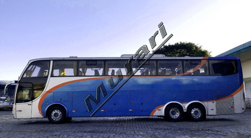 Imagem 1 de 11 de Paradiso Ld 1550 Scania K-380 44 Lug Ano 2007 Ref 543