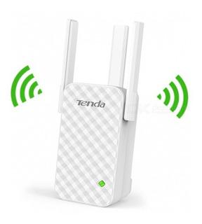 Repetidor Extensor De Señal Wifi A Wifi Sin Cables (tienda)