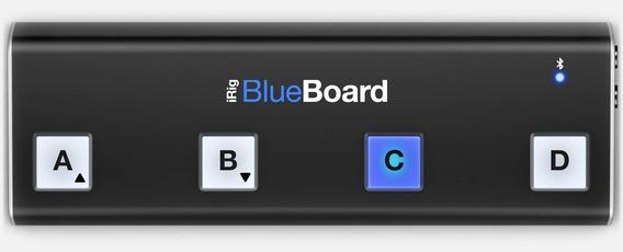 Irig Blueboard Es La Primera Pedalera Midi Inalámbrica