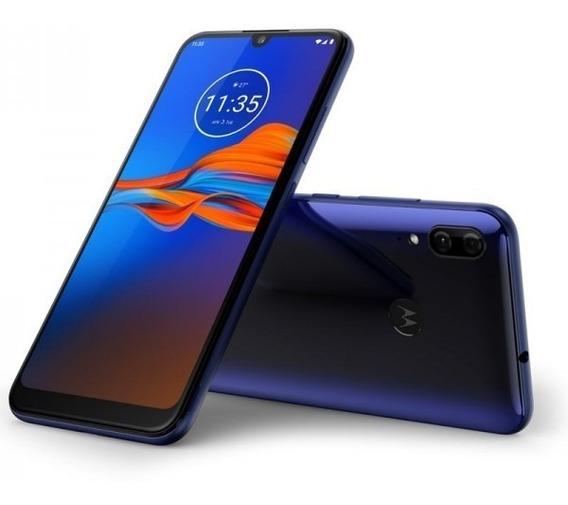 Celular Motorola Moto E6 Plus (4+64) Plus Zafiro Xt2025-1 Ar