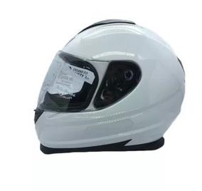 Capacete Vaz Modelo V15 - Branco Clean Tamanho 60