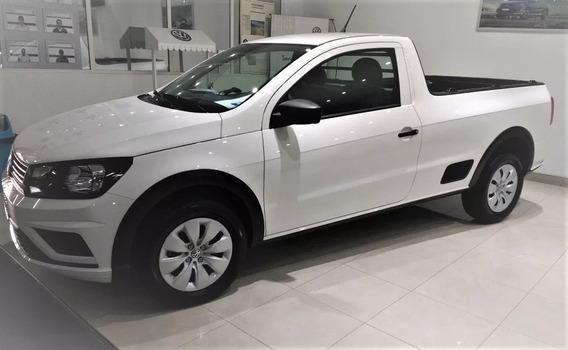 Volkswagen Saveiro Cabina Simple Enero 2020 #1