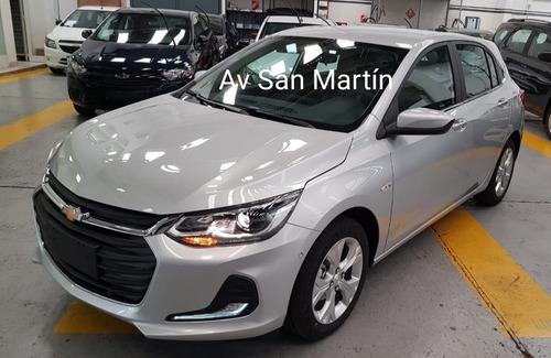 Chevrolet Onix Premier 1.0 Turbo Automatico 0km 2021 Mmm2