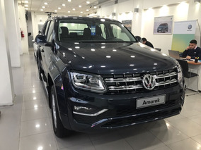 Nueva Volkswagen Amarok Highline 4x4 Automatica Vw 180cv