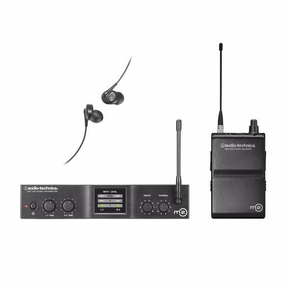 M2-audio Technica - Sistema De Monitorização Pessoal (inear)