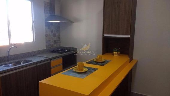 Apartamento Residencial À Venda, Jardim Do Estádio, Itu. - Ap0176
