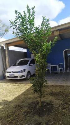 Casa Na Praia De Peruíbe Com 2 Quartos, Entrada E Carro!