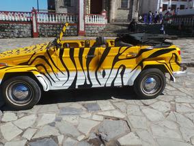 Volkswagen Zafari Impecable!!!!!!!!!! Tigre De Bengala