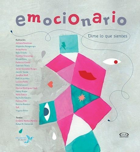 Libro Emocionario - Cristina Nuñez Pereira