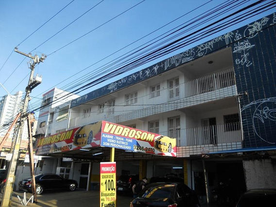Apartamento 3 Quartos Na Avenida Antonio Sales - Com Varanda