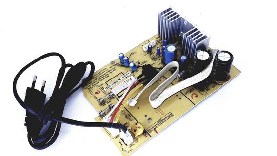 Placa Da Fonte Micro System Semp Toshiba Ms7530