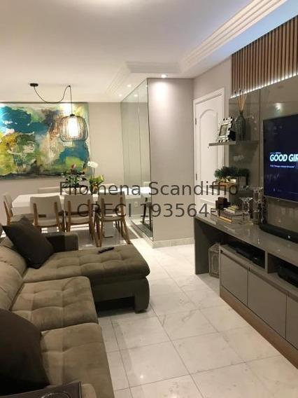 Condomínio Monte Carlo - Apartamento Com 3 Dorms Em São Paul - 20