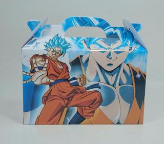Valijita - Dragon Ball Super - Goku Blue - Pack X50
