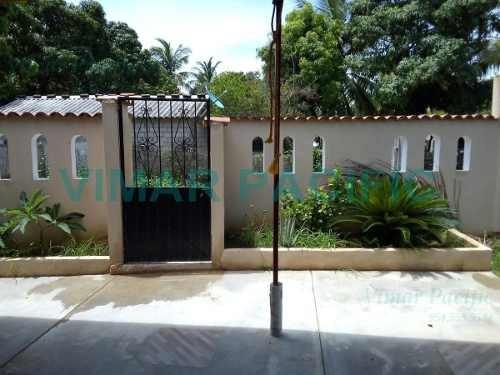 Casa En Venta En La Barra Puerto Escondido